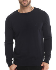 Men - Mixed Texture Sweater