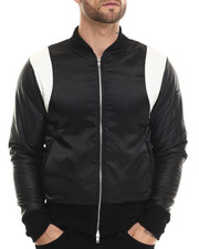 Outerwear - BILLY JEAN CLASSIC BOMBER