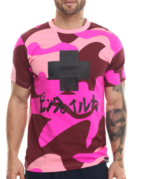 Pink Dolphin Pink T-Shirts