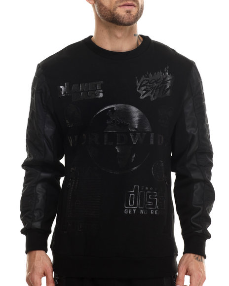 Rocksmith Black Pullover Sweatshirts