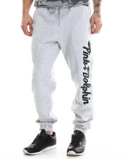 Men - Script Sweatpants