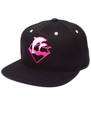 Men - Holiday Waves Snapback Hat