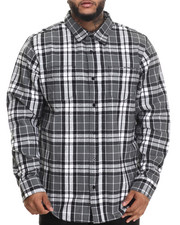Men - Airlift L/S Button-Down (B&T)