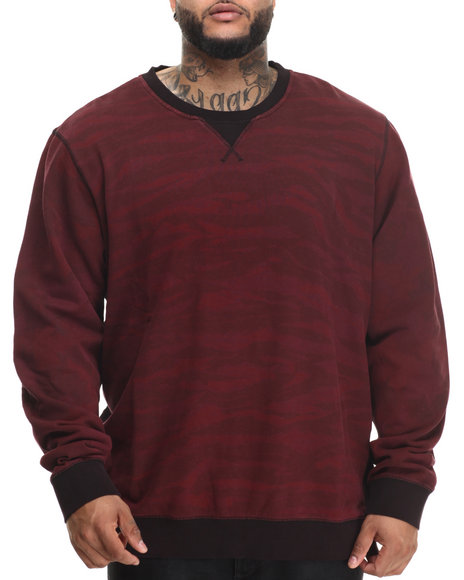 Lrg - Men Red Body Bagger Sweatshirt (B&T)