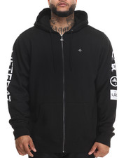 Men - Lifted 47 Zip-Up Hoodie (B&T)