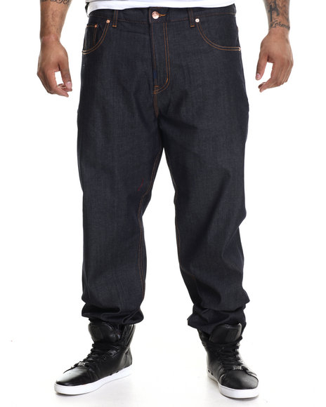 Lrg - Men Dark Wash Core Lrg Classic 47 Denim Jeans (B&T)