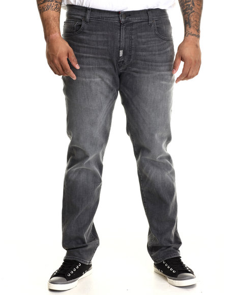 Lrg - Men Grey Core Lrg True Straight Denim (B&T)