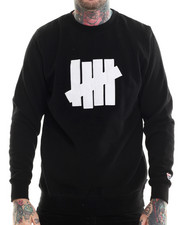 Men - 5 Strike Crew Sweatshirt
