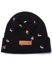 Buyers Picks - Bird Embroidered Beanie