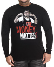 Men - Money Matters L/S Tee (B&T)