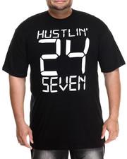 Big & Tall - Hustlin' 24-7 S/S Tee (B&T)