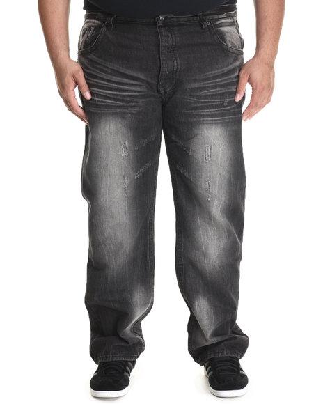 Parish - Men Black Resort Denim Jeans (B&T)