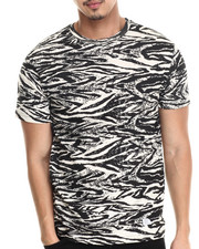 Shirts - Zebra All Over Tee
