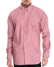 Nautica - Poplin Multi L/S Button-Down