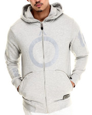 Cote De Nuits - French Terry Full - Zip Hoodie