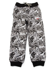 Bottoms - PRINTED JOGGERS (4-7)