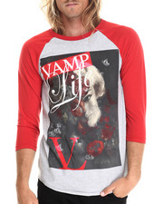 Men - Lady Vamp Life Raglan