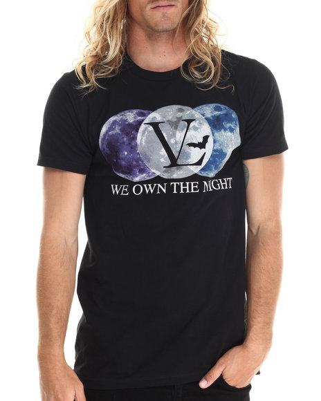 Ur-ID 212857 Vampire Life - Men Black We Own The Night T-Shirt