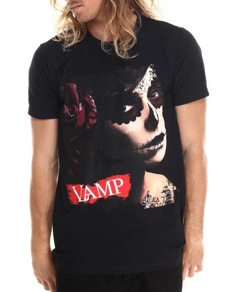 Ur-ID 212867 Vampire Life - Men Black Vamp Evil Dead T-Shirt