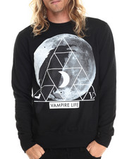 Men - Vamp Moon L/S T-Shirt