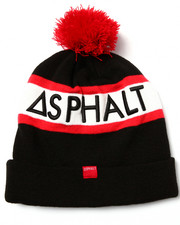 Asphalt Yacht Club - Outliner Pom Beanie
