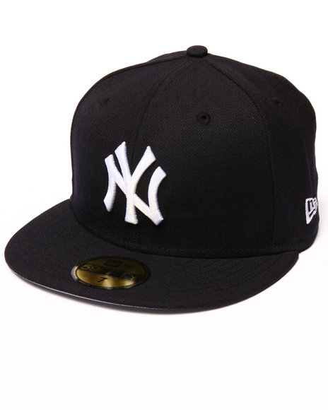 New Era - Men Navy Derek Jeter Retired Commemorative 5950 Fitted Hat