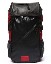 Backpacks - Tech Bag (pebble/Croc embosed edition)