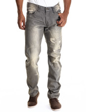 Heritage America - Grey Shadow Denim Jeans