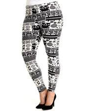Women - Winter Solstice Dance Legging (Plus Size)