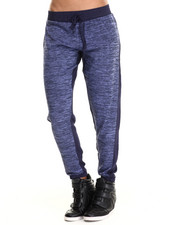 Women - Heather Navy Jogger