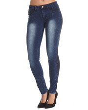 Women - Dark Wash Skinny Jean