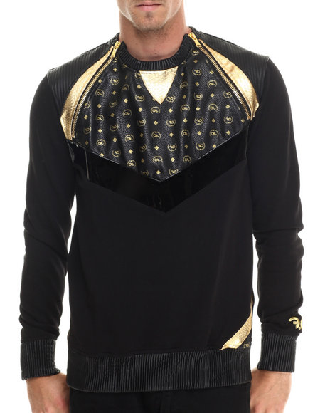 Frost Originals Gold Pullover Sweatshirts