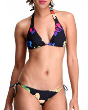 Swimwear - Joyrich Teddy Print Bikini
