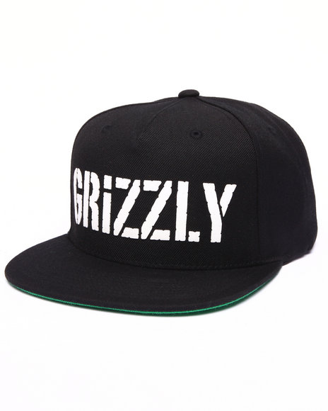 Grizzly Griptape Snapback