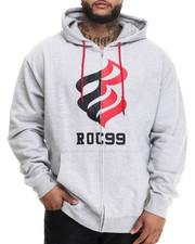 Rocawear - Flame Zip Hoodie (B&T)