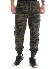 Buyers Picks - Wax Coated Joggers