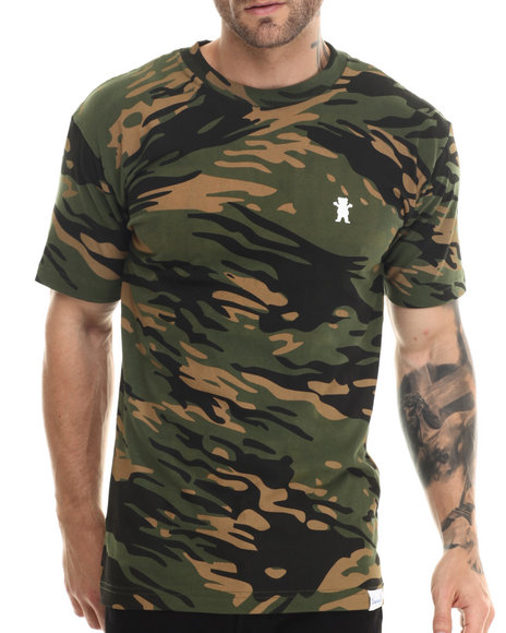Grizzly Griptape Camo T-Shirts