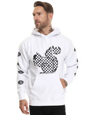 Graf-X Gallery - Squirrel Pullover Hoodie