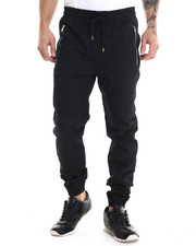 Pants - Wax Coated Joggers