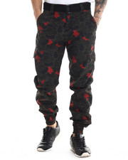 Buyers Picks - Flash - Spot Camo Cargo Joggers