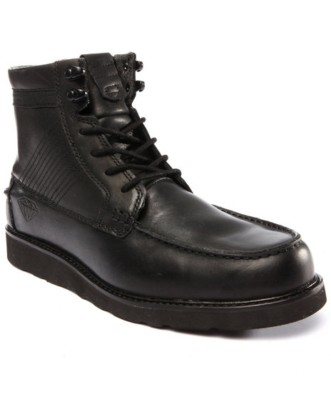 Diamond Supply Co - Men Black Gi Boots