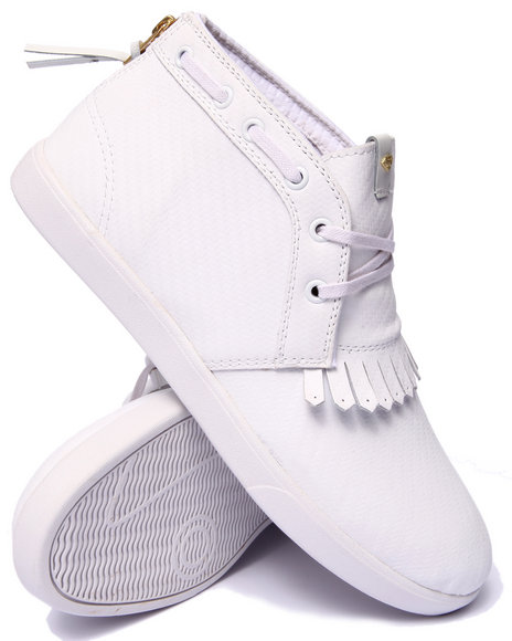 Diamond Supply Co White Sneakers