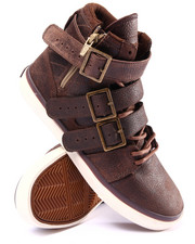 Radii Footwear - Straight Jacket Vulc Grey Chocolate