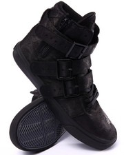 Radii Footwear - Straight Jacket Vulc Triple Black