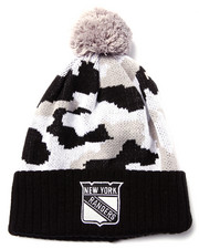 American Needle - New York Rangers Troop City Camo Cuff knit hat