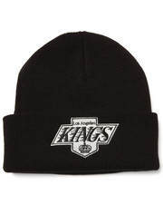 American Needle - Los Angeles Kings Team Logo knit hat
