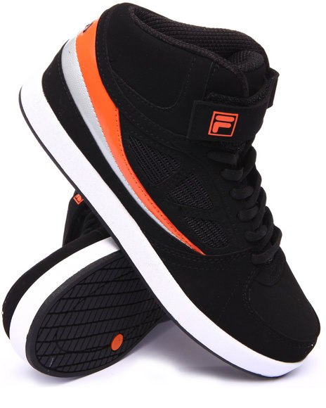Fila - Men Orange Fusion Ii Sneaker