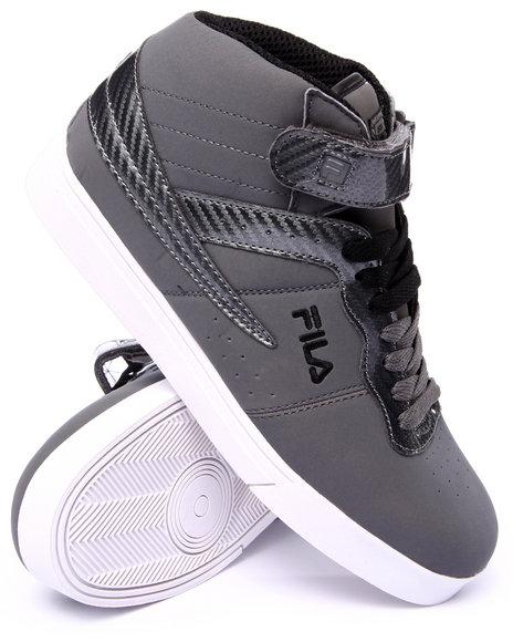 Fila - Men Grey Vulc 13 Fb Windshift Hightop Sneaker