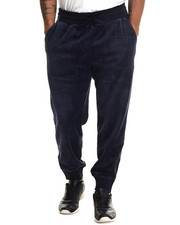 Jeans & Pants - Slim Fit Velour Heritage Jogger Pant