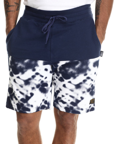 Grizzly Griptape Navy Shorts